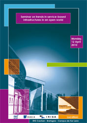 Seminar on trends in service-based infrastructures in an open world